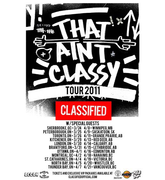 classified that ain t classy