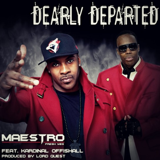Maestro Dearly Departed cover