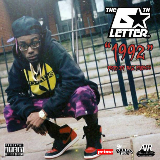 6th Letter - 1992