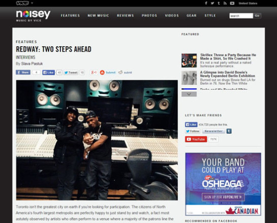 RedwayNoisey