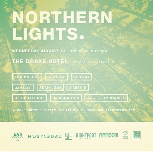 Nothern Lights - August