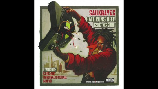 Saukrates - Hate Runs Deep