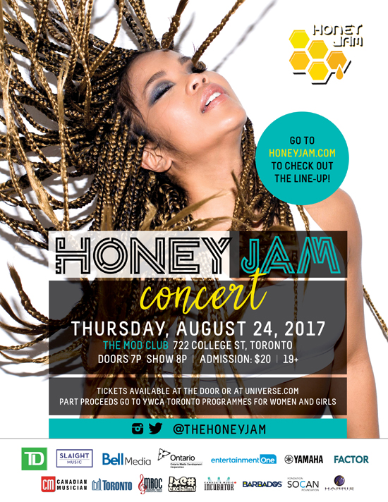 HoneyJamConcertFlyer